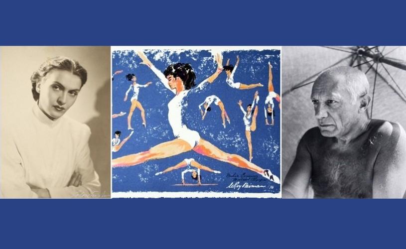 """Maria Tanase, Nadia Comăneci şi Picasso, la licitaţie – """"Posters and Photography"""""""