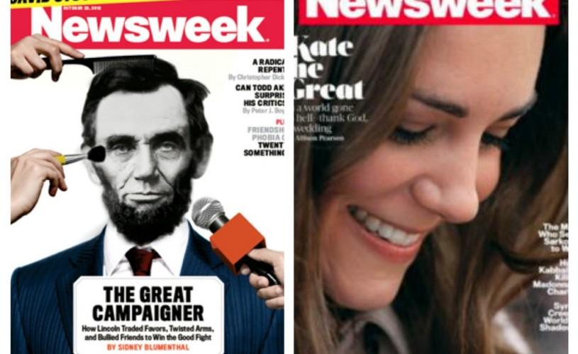 Ediţia europeană a revistei Newsweek ar putea fi închisă