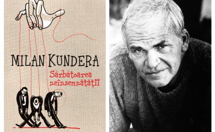 <strong>Sărbătoarea</strong> lui Kundera