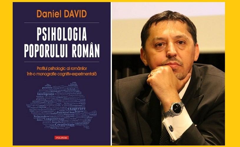 Psihologia poporului român de Daniel David, la Polirom