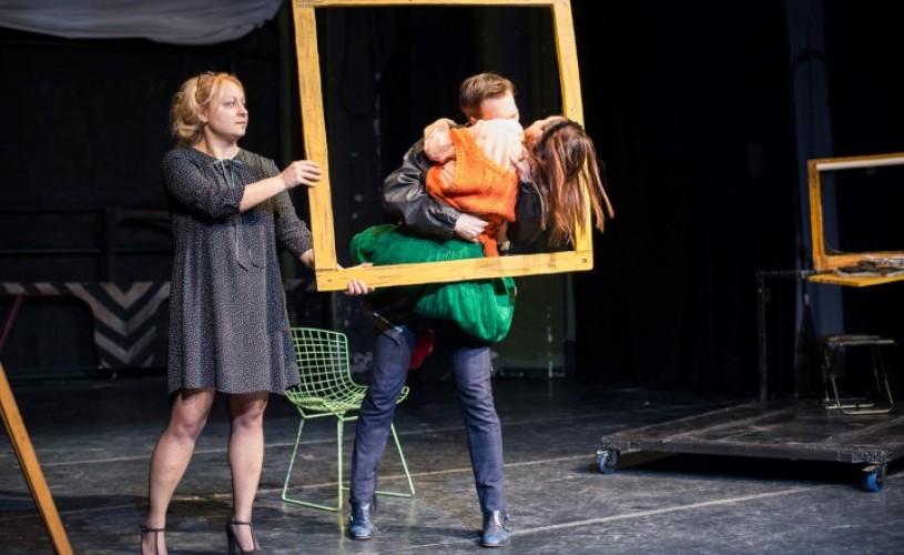 """Teatrul Mic,  la Edinburgh Fringe cu """"39 de trepte"""""""