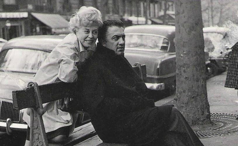 <strong>Federico Fellini & Giulietta Masina</strong> – o căsătorie de peste jumătate de veac