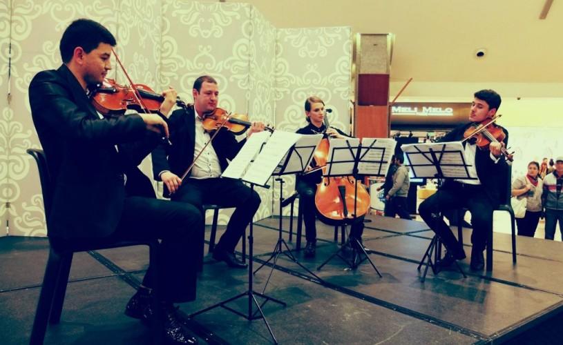QuartFest, primul festival dedicat în totalitate cvartetelor de coarde