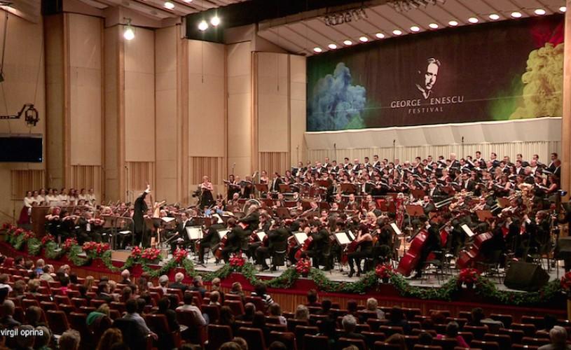 Orchestrele şi Corurile Radio România în Festivalul Enescu 2015