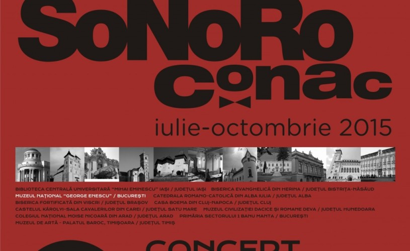 Fapte bune în grădina Enescu #3:SoNoRo Conac