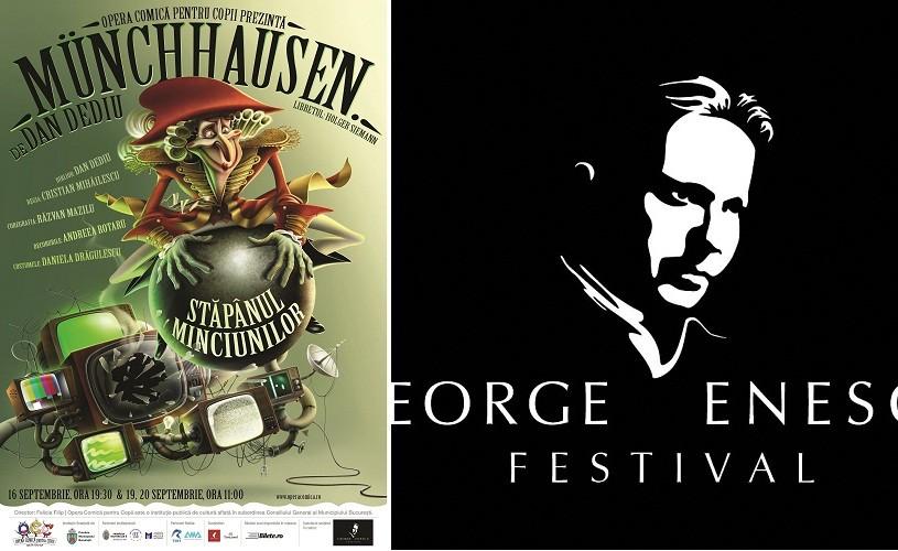 """Munchhausen – Stăpânul minciunilor, la Festivalul """"George Enescu"""""""