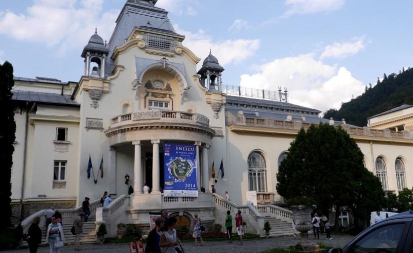 Enescu şi muzica lumii, din 10 august la Sinaia