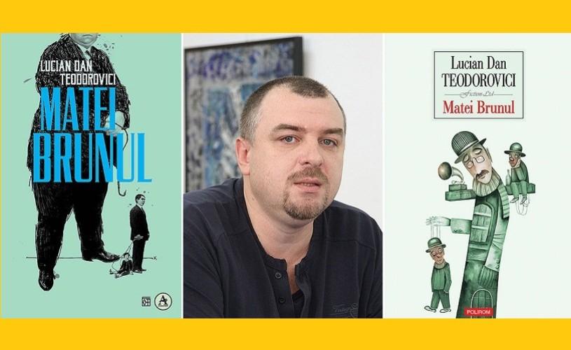 Lucian Dan Teodorovici, nominalizat la Premiul Literar al Europei Centrale Angelus, 2015
