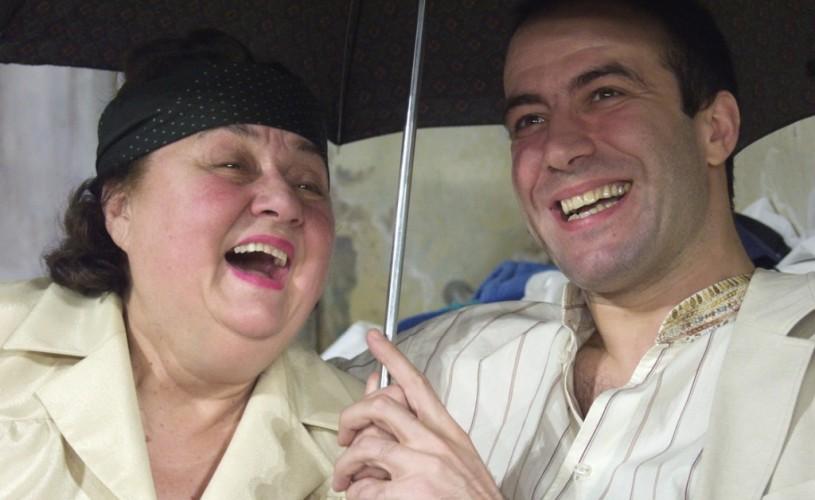 Comedie cu Tamara Buciuceanu și Șerban Pavlu, la TVR 2