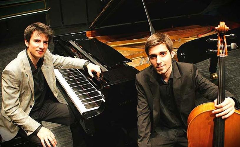Teodor Rusu şi Paul Cartianu, în seria tinerilor muzicieni românide la St Martin-in-the-Fields