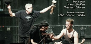 Gigi Căciuleanu readuce dansul contemporan la Festivalul George Enescu