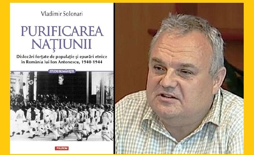 Purificarea naţiunii de Vladimir Solonari, la Polirom