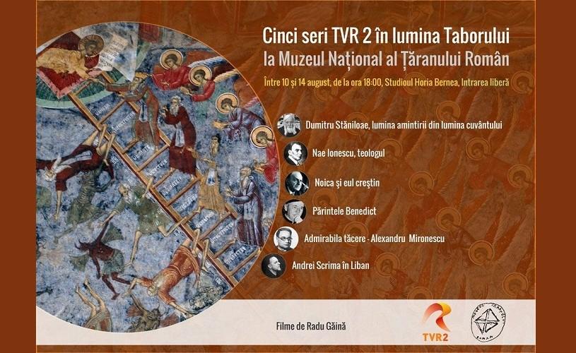 Dumitru  Staniloae, Nae  Ionescu, Părintele  Benedict, Alexandru  Mironescu – 5 seri de vară în lumina Taborului