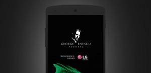 Festivalul Enescu lansează aplicația pentru Smartphone