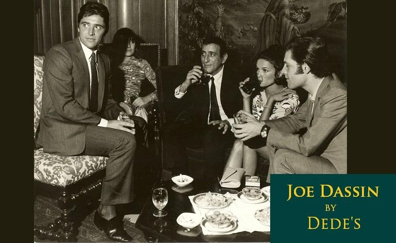 Joe Dassin, discul încă se învârte