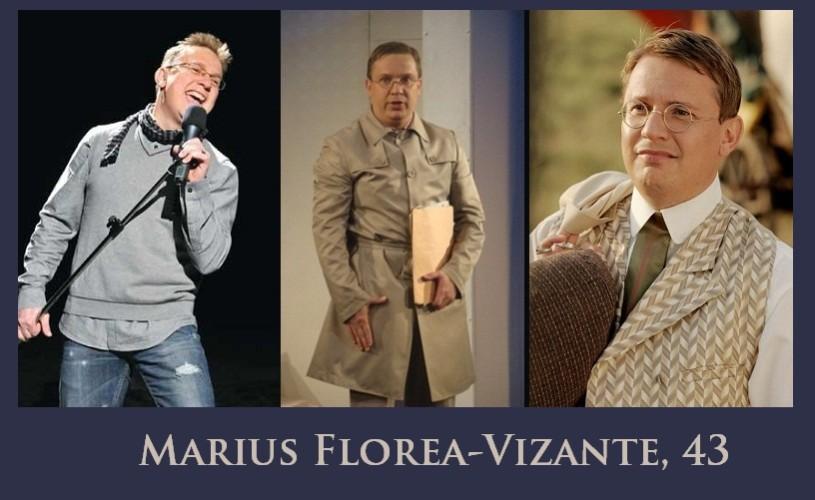 Marius Florea-Vizante, 43. La mulţi ani!