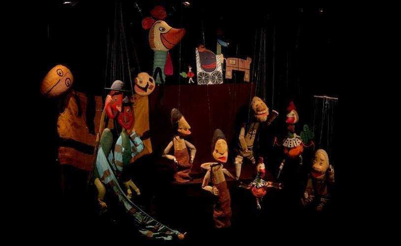 70 de ani de istorie a marionetelor de la Ţăndărică, la Palatul Suţu