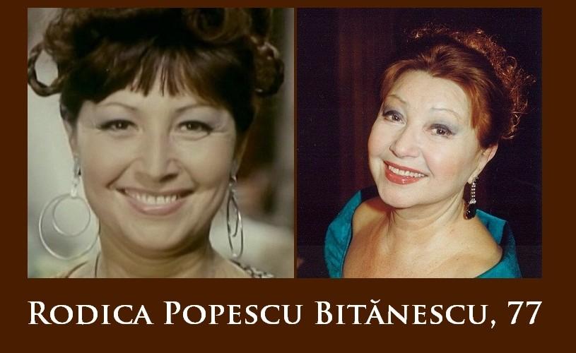 Rodica Popescu Bitănescu, 77. La mulţi ani!