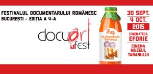 5 zile cu freș de documentar românesc la București Docuart Fest ediția a 4-a