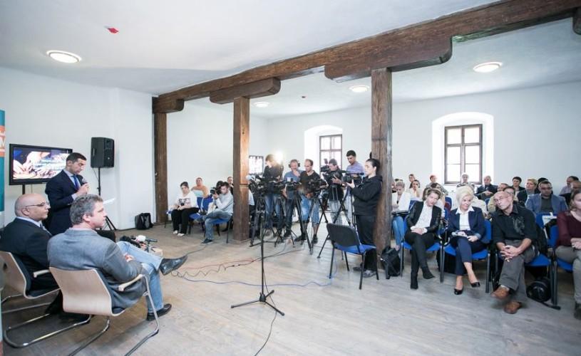 """""""Făcut în Tîrgu Mureș"""" –  mesajul propus Europei în candidatura pentru titlul de Capitală Europeană a Culturii 2021"""