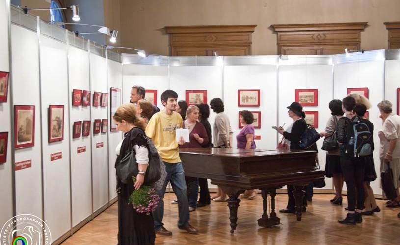 Muzeul Suțu – Bijuterii ale clipei. Primii fotografi în București