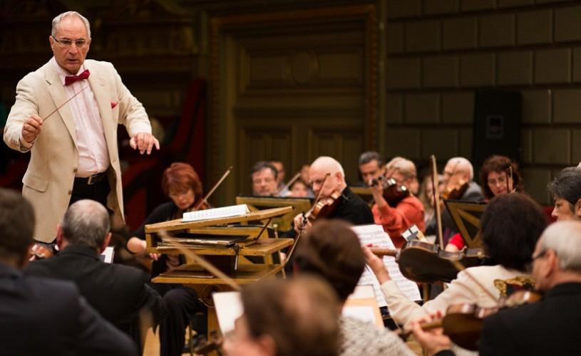 Enescu şi Beethoven, în deschiderea noii stagiuni simfonice 2015-2016