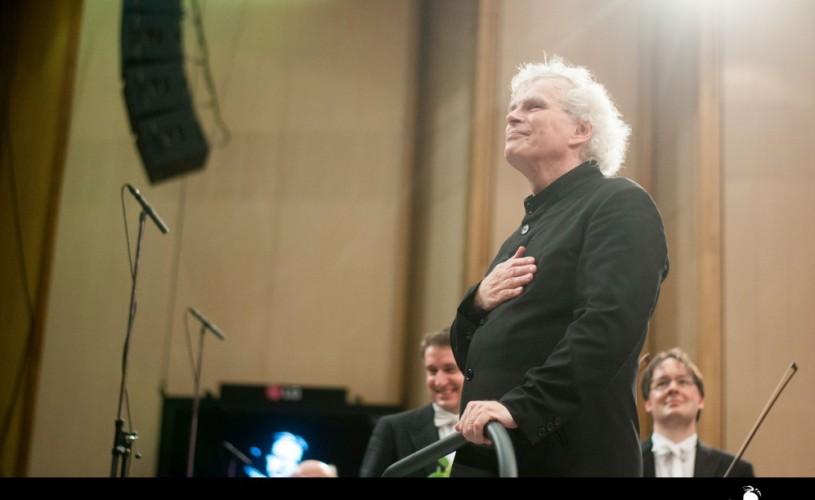 Berliner Philharmoniker revine la Bucureşti în ediţia din 2019 a Festivalului Internaţional George Enescu