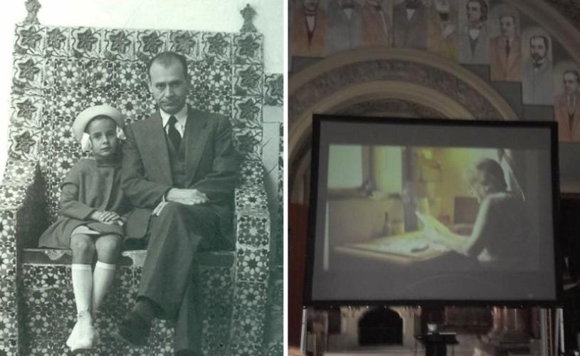 """""""Tatăl meu, Lucian Blaga"""", la Institutul Cultural Român"""