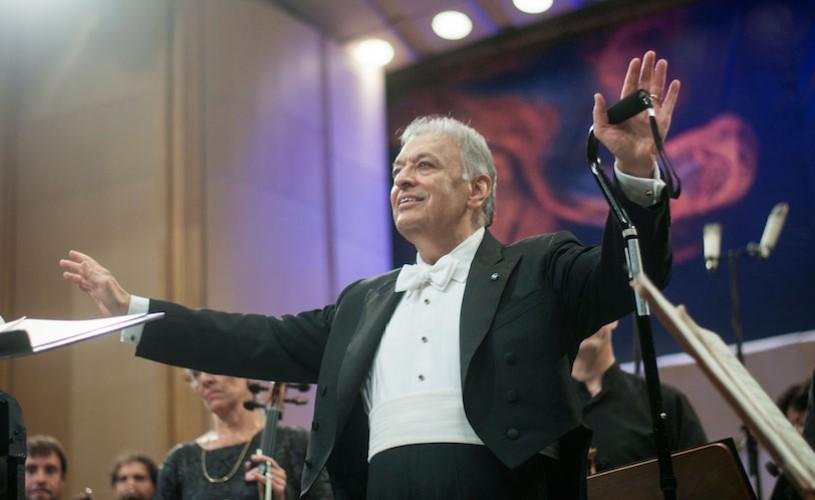 Dirijorul Zubin Mehta, Președintele Onorific al Festivalului Internațional George Enescu