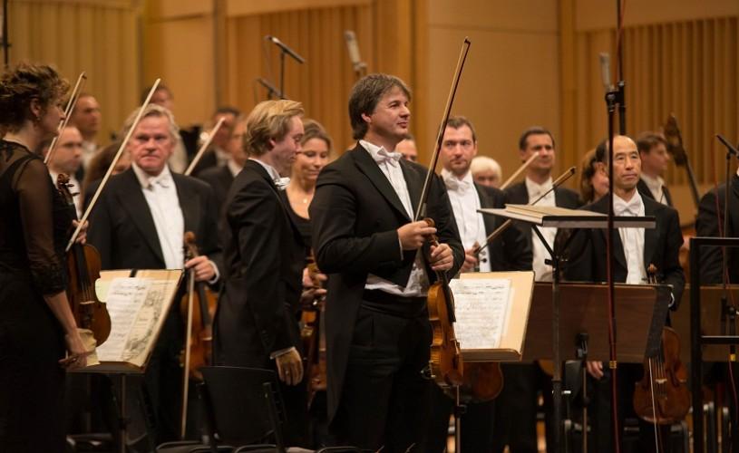 Royal Concertgebouw a încheiat Festivalul Enescu 2015
