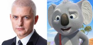 Virgil Ianţu este Blinky Bill: Koala cel poznaş