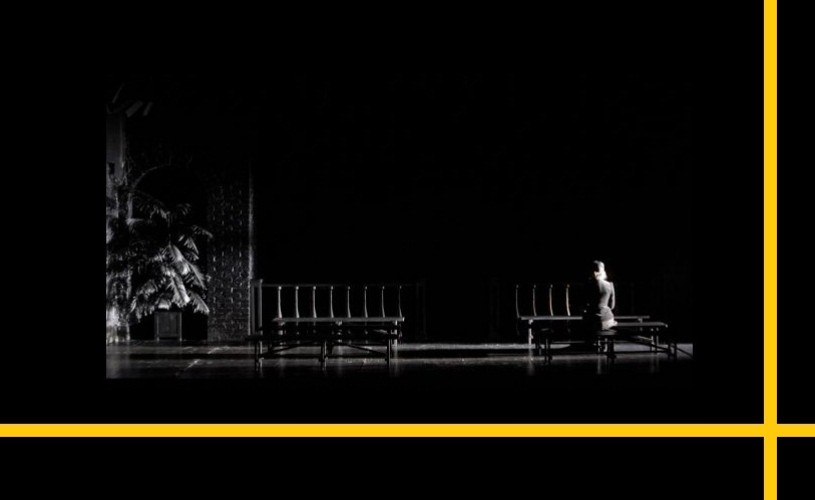 În premieră – teatru de improvizatie pe întuneric