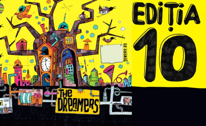 """SoNoRo """"The Dreamers"""" 2015 – 10 ani de vise împlinite"""