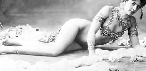 """Mata Hari: """"Eram prima femeie care avusese îndrăzneala să se arate goală în public"""""""