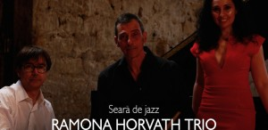 Ramona Horvath Trio - seară de jazz la Ateneu