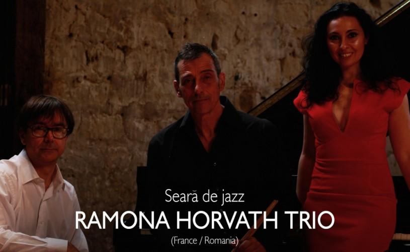 Ramona Horvath Trio – seară de jazz la Ateneu