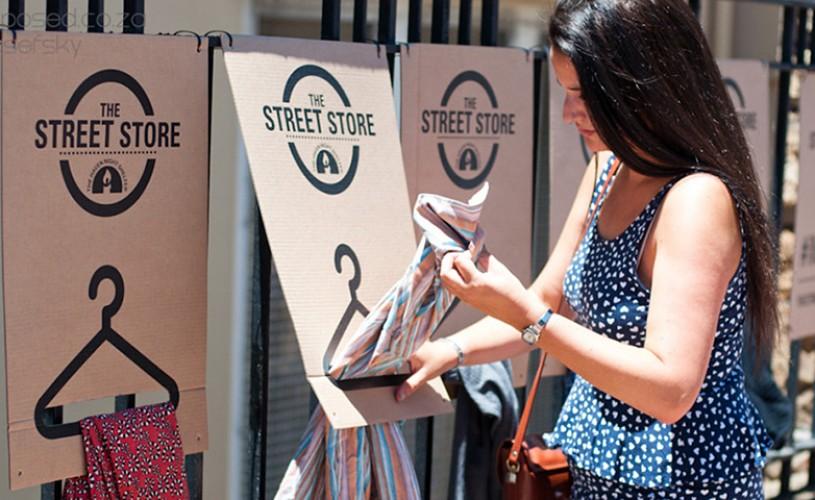 Oamenii Străzii – modele într-un photo shoot de modă urbană