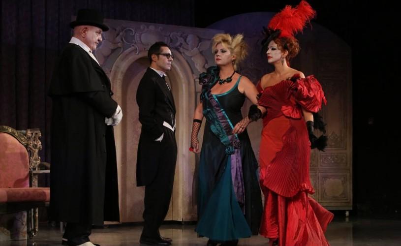 """GALERIE FOTO """"La Pulce"""", spectacolul lui Horaţiu Mălăele, în premieră la Comedie"""