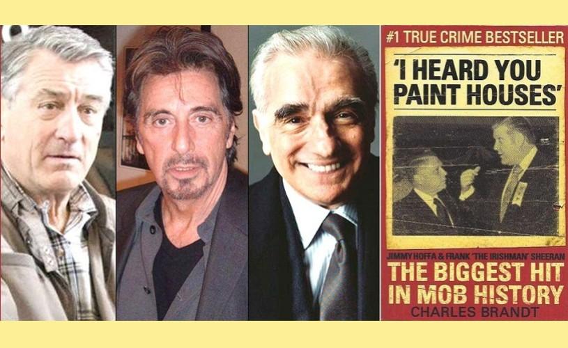De Niro şi Al Pacino, într-un nou film de Scorsese. Cu gangsteri