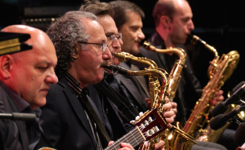 BIG BAND-ul RADIO: concert de jazz la 66 de ani