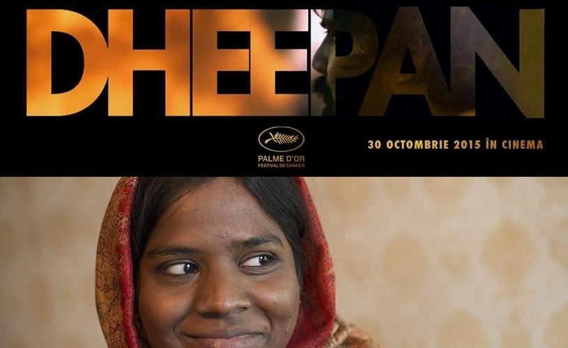 Dheepan, câştigătorul Palme d'Or de anul acesta, în cinematografe