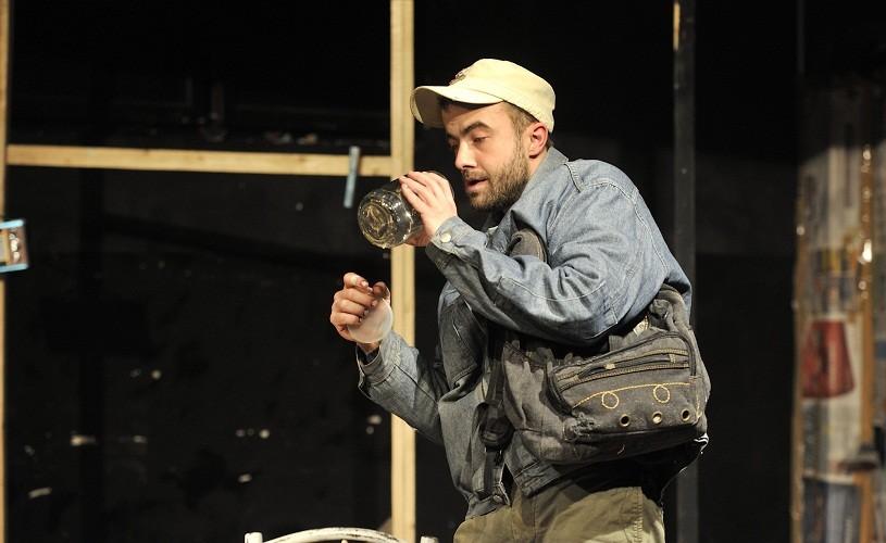George Constantinescu – cel mai bun actor la Maratonul Teatrului Independent- Bucharest Fringe