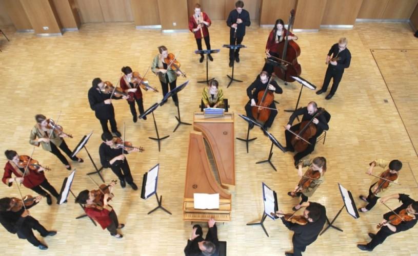 Orchestra Barocă a Uniunii Europene deschide Festivalul de Muzică Veche București
