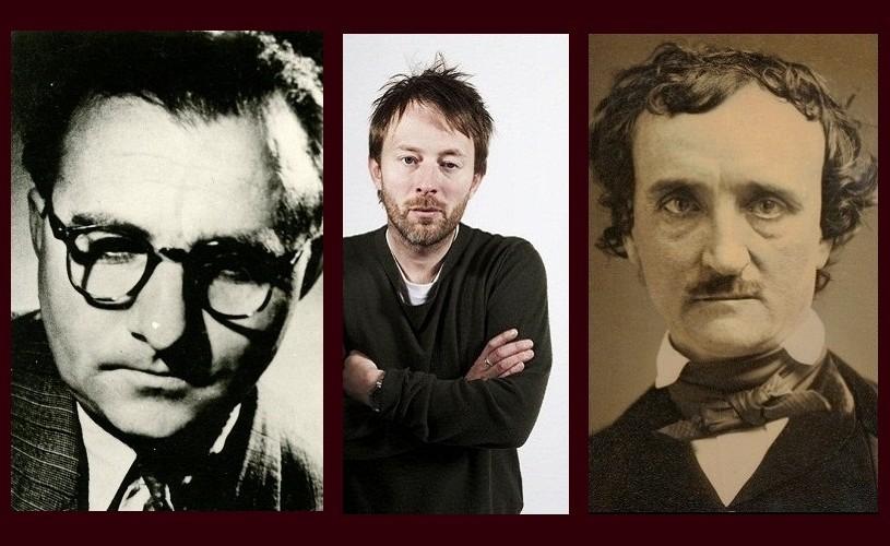 Eusebiu Camilar, Thom Yorke, Edgar Allan Poe – Ştiaţi că