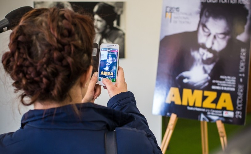 Ştefan Iordache şi Amza Pellea: Povestea expoziţiilor de fotografie de la Teatrul Naţional din Bucureşti
