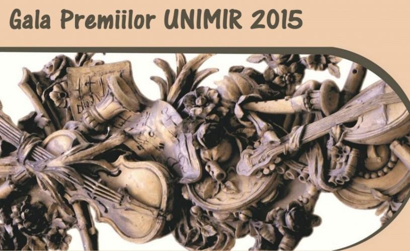 Gala Premiilor UNIMIR 2015