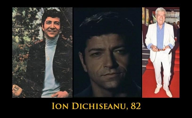 Ion Dichiseanu, 82. La mulţi ani!