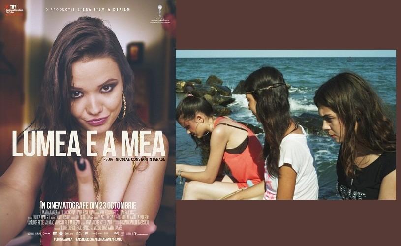 """Actrițele din """"Lumea e a mea"""", alese din peste 200 de tinere înscrise la casting"""