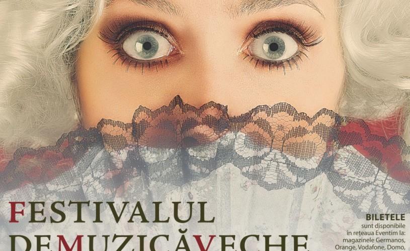 Azi începe cea de-a zecea ediție a Festivalului de Muzică Veche București