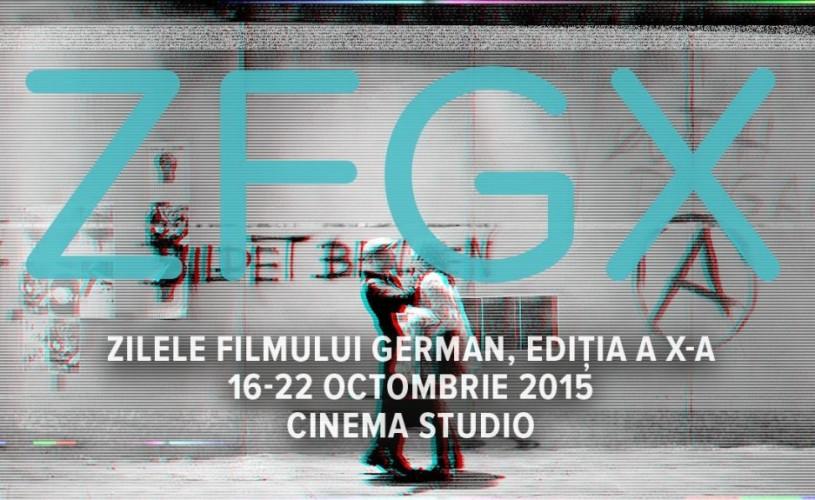 Programul Zilelor Filmului German, ediția a X-a
